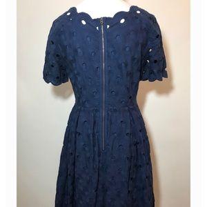 J. Crew Dresses - Jcrew Blue dress